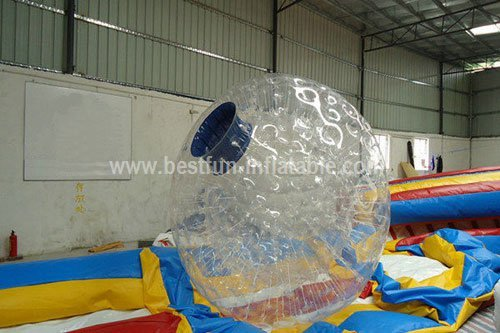 China inflatable zorb ball factory