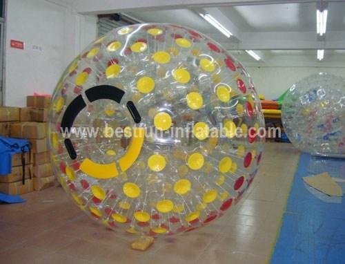 Customer Deisgned Grass Zorb Ball