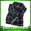 100% Cotton Velor Bathrobe For Men
