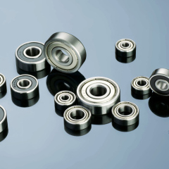 Metric Size Miniature Ball Bearings OPEN Z ZZ RS 2RS Flanged Type