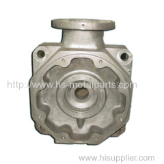 Pump body Investment castings Part