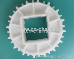 1100 Matching sprockets wheel easy maintenance