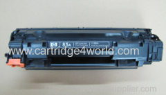 Original toner cartridges for hp 285A laser printer in good quality