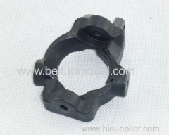 Left front steering block for rc gasoline truck