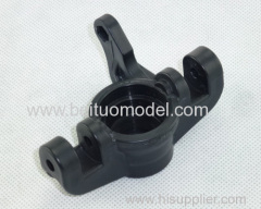 Left side front wheel bearing block for rc truck