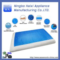 High memory foam neck pillow