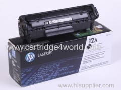 Black color refill toner cartridge for hp laserjet toner printer hp original toner cartridge