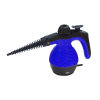 blue color steam disinfect steam cleaner steam brush window brush