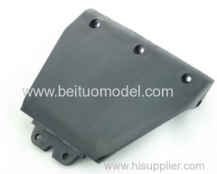 Front guard plate for rc car model