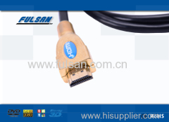 slim hdmi cable with high quality
