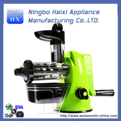 high quality manual juicer
