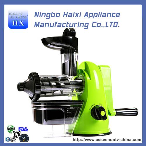 high quality manual juicer