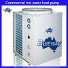 Commercial heat pump fan motor