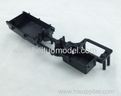 Power servo tray for 1/5 scale rc car