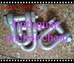 anchor chain joining shackle