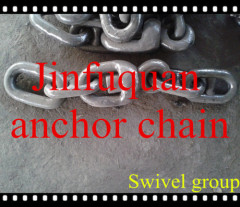 swivel group for anchor chain