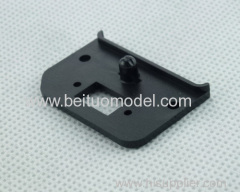 Power switch cover for 1/5 scale rc car