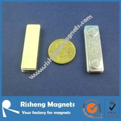 2 pcs Neodymium Magnets magnettic badge magnetic name badges magnetic badge holder
