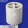 Tower packing Ceramic Cross Partition Ring