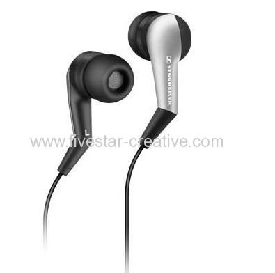 Sennheiser High-Quality CX550 MP3 Player Earphones