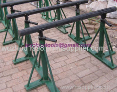 Manual Jack Cable Drum Jacks supporting of reel