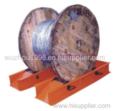 Cable Drum Lifter Stands Cable Drum Rotator Cable Drum Lifting Jacks