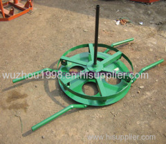 Tripod Cable Drum Trestles Made Of Steel Cable Drum Lifting Jacks