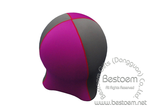 Cute Neoprene Jellyfish Chair Cover Gym Balance Ball Cover From BESTOEM