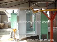 powder coat paint booths