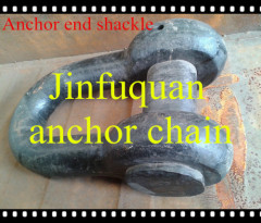 anchor shackle for marine industry
