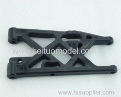Right rear lower suspension for gas rc car