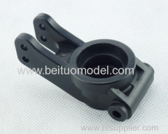Left side rear wheel bearing block for rc car