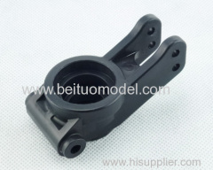 Right side rear wheel bearing block for rc car