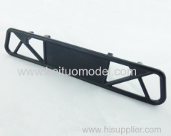Nylon rear bumper for 1/5 scale RC car
