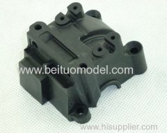 Front gearbox front shell for rc gasoline car