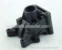 Front gearbox rear shell for rc racing car