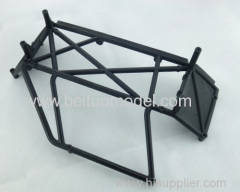Roll cage for 4wd remote control car