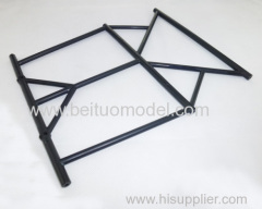 Nylon roll cage for desert off-road short truck