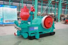 Triplex Mud Pump for Deep Well Drilling
