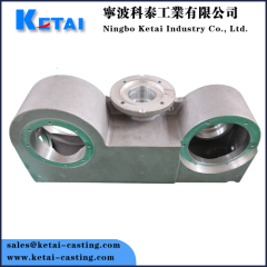 sand casting of Machinery Fittings