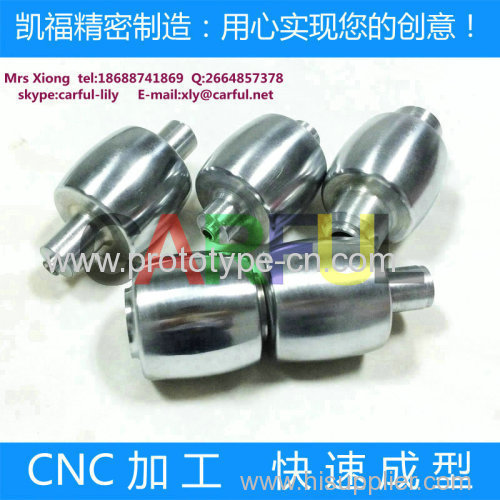 best customized stainless steel spare parts CNC processing made in China