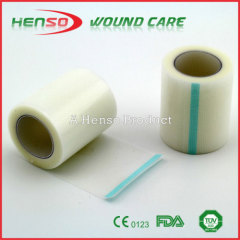 HENSO Waterproof Medical Transparent Adhesive PE Tape