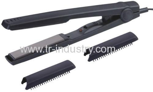 Flat Iron Hair Straightener With Teeth From China