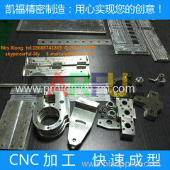 good & high precision Stainless Steel Parts CNC machining with rich experience