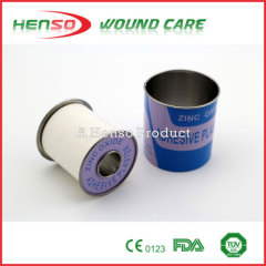 HENSO Zinc Oxide Adhesive Tape