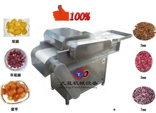 Dried Fruit Dicing Machine