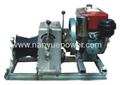 Powered Diesel Engine Powered Winch