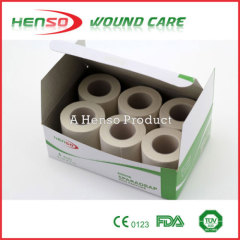 HENSO Adhesive Zinc Oxide Surgical Tape