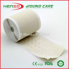 HENSO Perforated Zinc Oxide Plaster