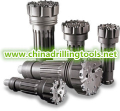 DTH Hammers and drill button bits
